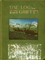 NYSL Decorative Cover: Log of the Griffin