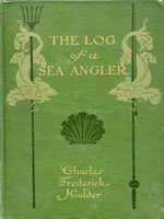 NYSL Decorative Cover: Log of a sea angler