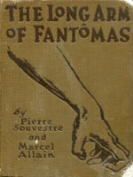 NYSL Decorative Cover: Long arm of Fantômas