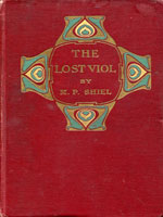 NYSL Decorative Cover: Lost viol