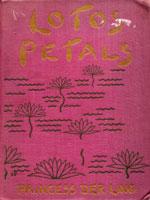 NYSL Decorative Cover: Lotos petals