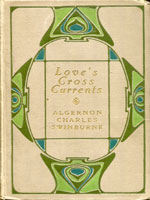 NYSL Decorative Cover: Loves cross