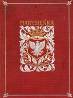 NYSL Decorative Cover: Marysienka Marie de la Grange D'Arquien