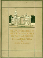 NYSL Decorative Cover: Old churches and meeting houses in and around Philadelphia