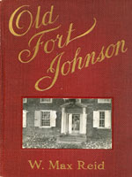 NYSL Decorative Cover: Old Fort Johnson