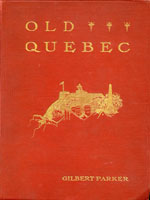 NYSL Decorative Cover: Old Quebec, the fortress of New France