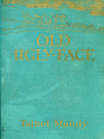 NYSL Decorative Cover: Old Ugly-face