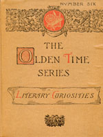 NYSL Decorative Cover: Olden time series