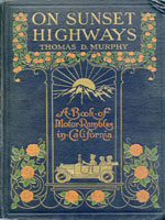 NYSL Decorative Cover: On sunset highways