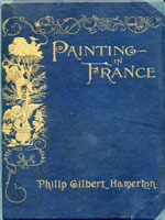 NYSL Decorative Cover: Painting in France