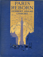 NYSL Decorative Cover: Paris reborn
