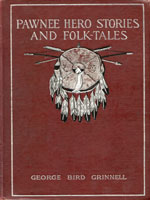 NYSL Decorative Cover: Pawnee hero stories and folk-tales