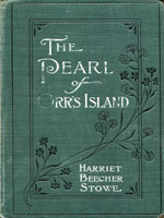 NYSL Decorative Cover: Pearl of Orr's Island