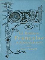 NYSL Decorative Cover: Peinture française du IXe siècle