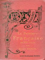 NYSL Decorative Cover: Peinture français au XIX siècle