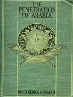 NYSL Decorative Cover: Penetration of Arabia