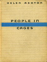 NYSL Decorative Cover: People in cages