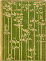 NYSL Decorative Cover: Phases of an inferior planet