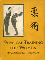 NYSL Decorative Cover: Physical training for women by Japanese methods