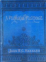NYSL Decorative Cover: Pickwickian pilgrimage