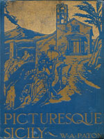 NYSL Decorative Cover: Picturesque Sicily
