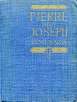 NYSL Decorative Cover: Pierre & Joseph