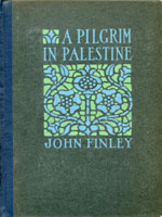 NYSL Decorative Cover: Pilgrim in Palestine