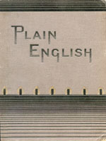 NYSL Decorative Cover: Plain English