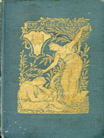 NYSL Decorative Cover: Philosopher's stoneoetical works of John Gay