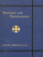 NYSL Decorative Cover: Prayers and meditations.