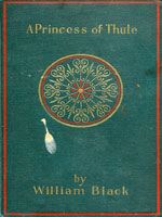 NYSL Decorative Cover: Princess of Thule