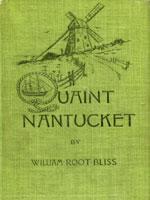NYSL Decorative Cover: Quaint Nantucket