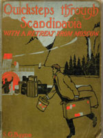 NYSL Decorative Cover: Quicksteps through Scandinavia, with a retreat from Moscow
