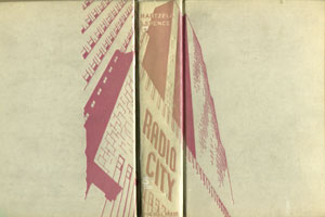 NYSL Decorative Cover: Radio City