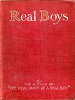 NYSL Decorative Cover: Real boys