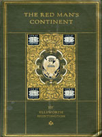 NYSL Decorative Cover: Red man's continent