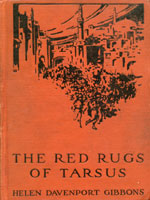 NYSL Decorative Cover: Red rugs of Tarsus