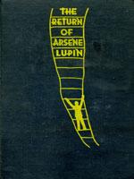 NYSL Decorative Cover: Return of Ars�ne Lupin