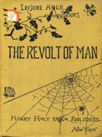 NYSL Decorative Cover: Revolt of man.