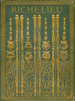 NYSL Decorative Cover: Richelieu, or, The conspiracy