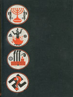 NYSL Decorative Cover: Rise and destiny of the German Jew.