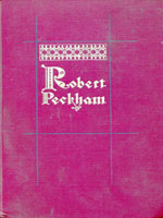 NYSL Decorative Cover: Robert Peckham.
