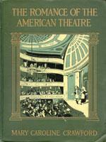 NYSL Decorative Cover: Romance of the American theatre