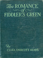 NYSL Decorative Cover: Romance of Fiddler's Green