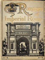 NYSL Decorative Cover: Romance of imperial Rome