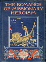NYSL Decorative Cover: Romance of missionary heroism
