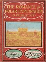 NYSL Decorative Cover: Romance of polar exploration