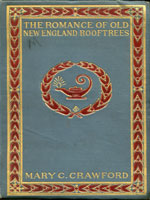 NYSL Decorative Cover: Romance of old New England rooftrees