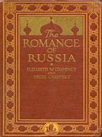 NYSL Decorative Cover: Romance of Russia