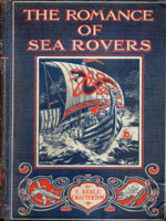 NYSL Decorative Cover: Romance of the sea rovers